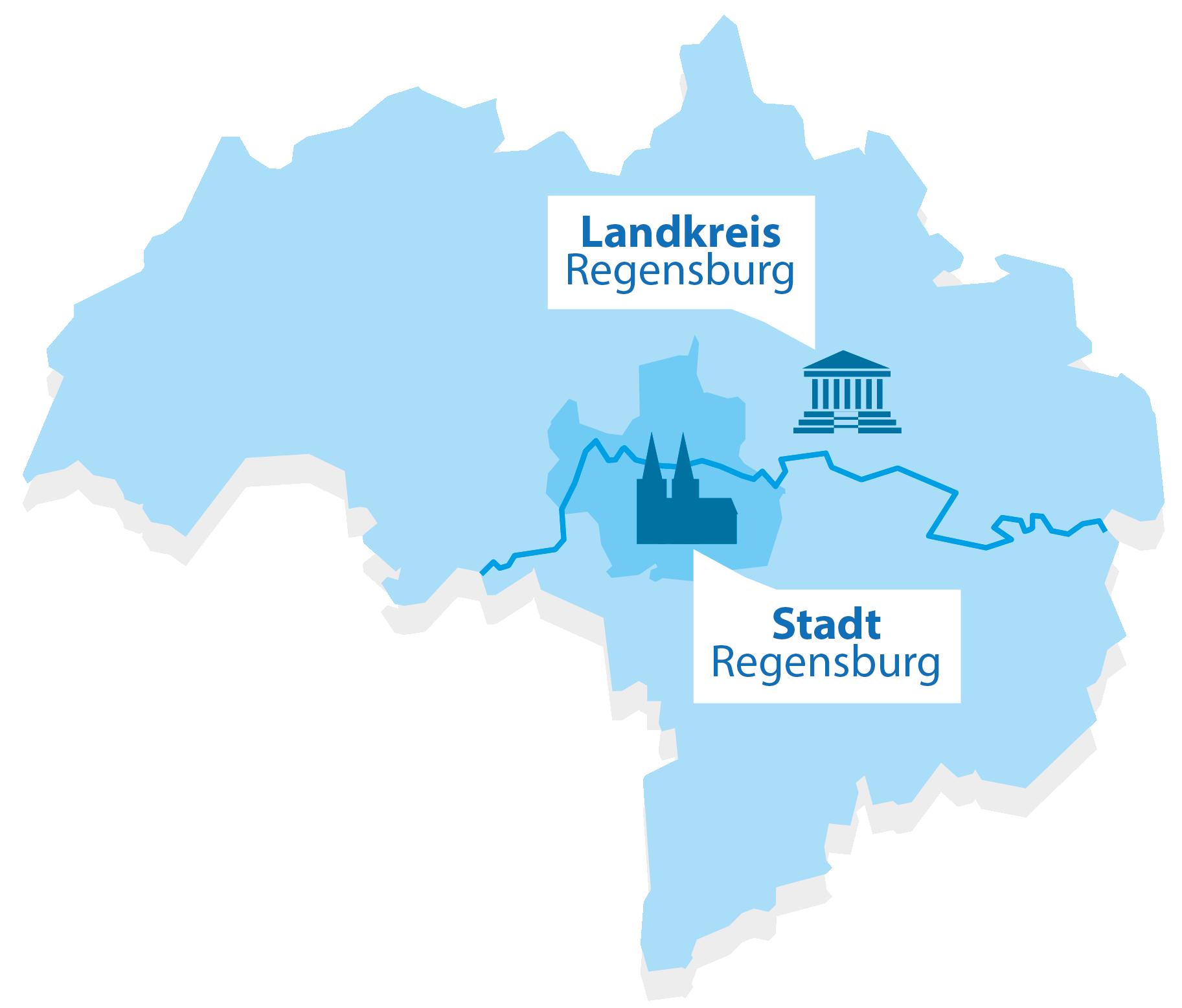 Bundestagsabgeordneter Philipp Graf Lerchenfeld - Wahlkreis